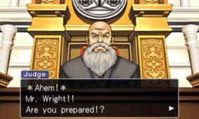 Ace Attorney Judge   HD