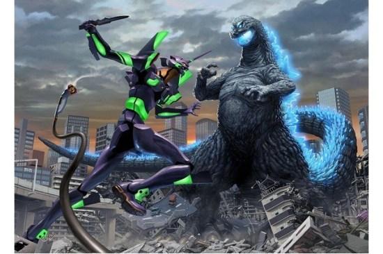 Hideaki Anno | Evangelion vs Godzilla