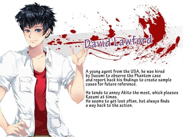 Bloody Chronicles David