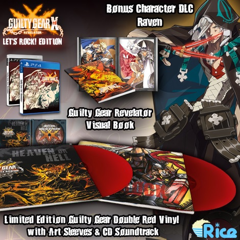 Gear Xrd -REVELATOR- LET'S ROCK image