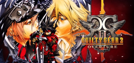 Guilty Gear 2 Overture Title Image