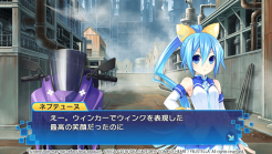 Superdimension Neptunia vs Sega Hard Girls 10