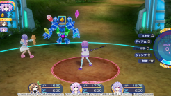 Superdimension Neptunia vs Sega Hard Girls 6