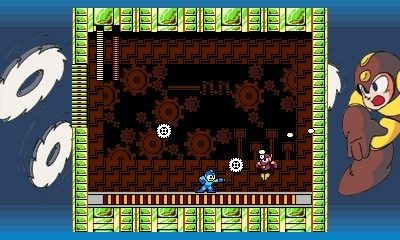 Mega Man Legacy Collection | Metal Blade