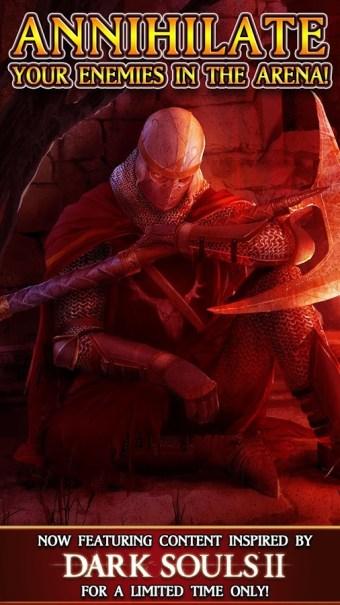 Outcast Odyssey - Dark Souls II