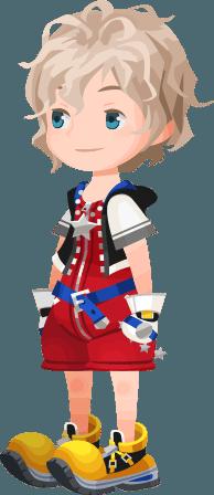 KINGDOM HEARTS Unchained χ | Sora Avatar
