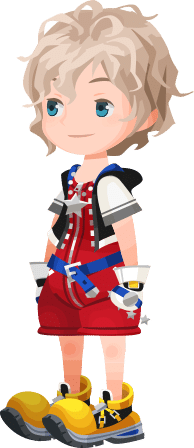 KINGDOM HEARTS Unchained χ | Sora Avatar