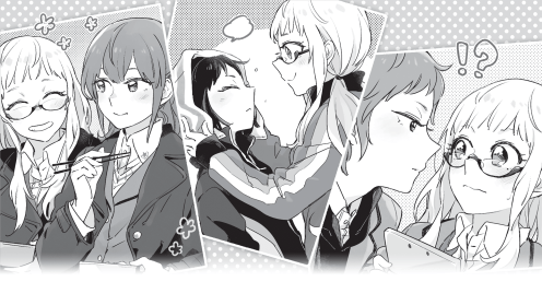 Kindred Spirits on the Roof - Drama CD #1