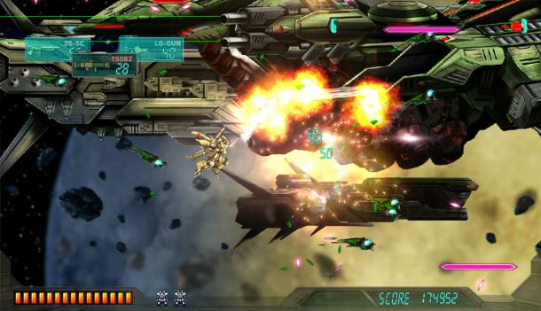 Assault Suit Leynos |Gameplay