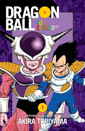 Dragon Ball Full Color | Freeza Arc