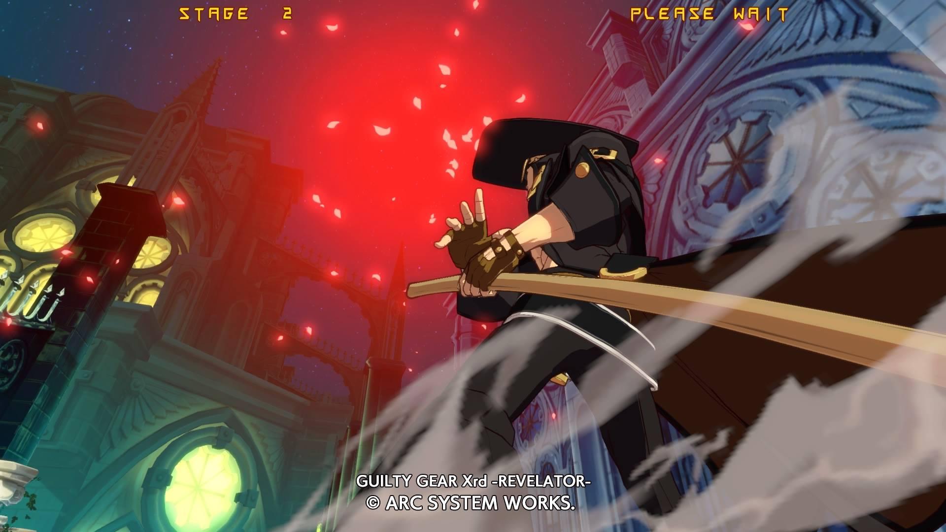 Review Guilty Gear Xrd Revelator Oprainfall