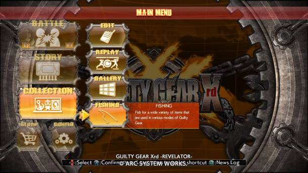 Guilty Gear Xrd Revelator | Modes