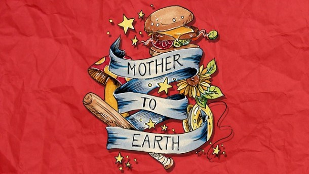 Mother to Earth Logo