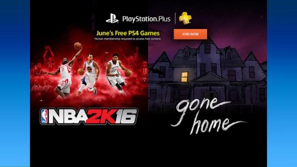 PS Plus Free Games June 2016
