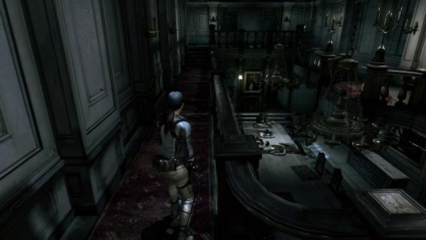 Resident Evil 5 DLC Screen