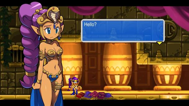 Shantae   Have Mercy!