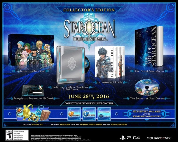 Star Ocean 5 | Collector's Edition