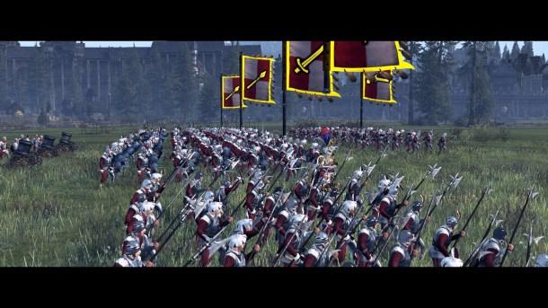 Total War Warhammer | Human March