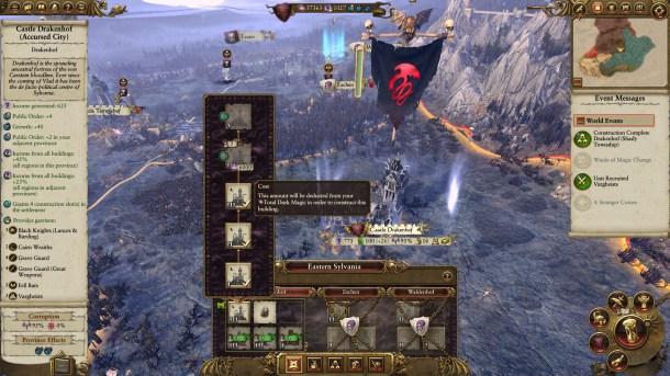 Total War Warhammer | Information Overload