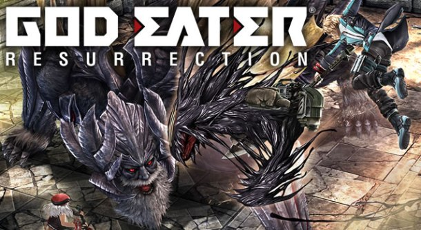 god eater resurrection | god eater resurrection