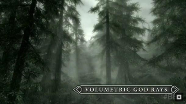 E3 Skyrim Remaster