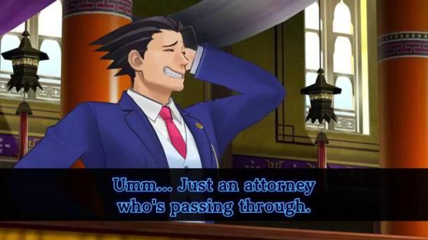 2016 Oprainfall Awards | Ace Attorney