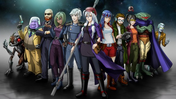 Cosmic Star Heroine Feature Image