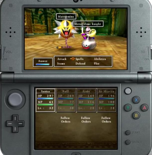 Dragon Quest VII | oprainfall
