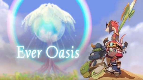 Nintendo Download | Ever Oasis