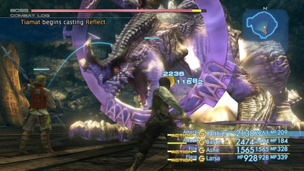 Final Fantasy XII: The Zodiac Age Tiamat