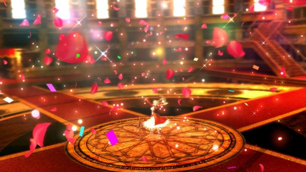Fate/EXTELLA: The Umbral Star | Roses