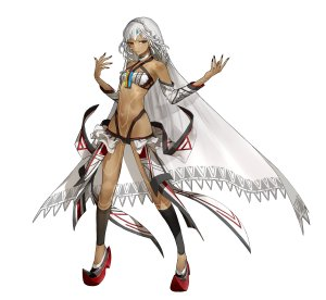 Fate/EXTELLA: The Umbral Star   Attila
