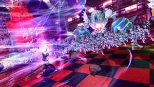 Fate/EXTELLA: The Umbral Star | Tamamo Screenshot 3