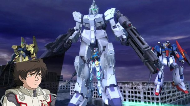 Gundam Extreme vs Force | Crossover