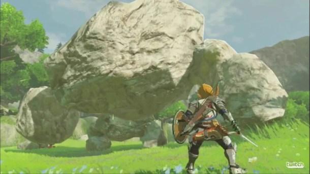 The Legend of Zelda: Breath of the Wild | oprainfall
