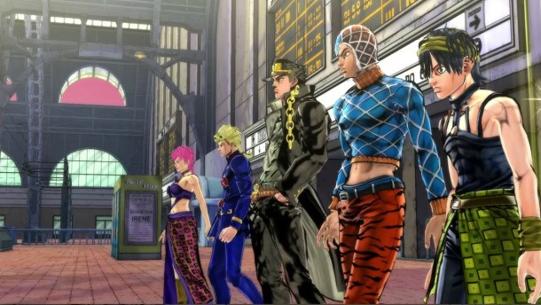Jojo's Bizarre Adventure: Eyes of Heaven | oprainfall