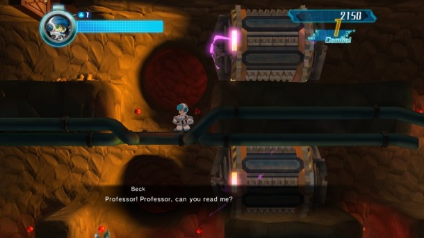 Mighty No 9 comparison