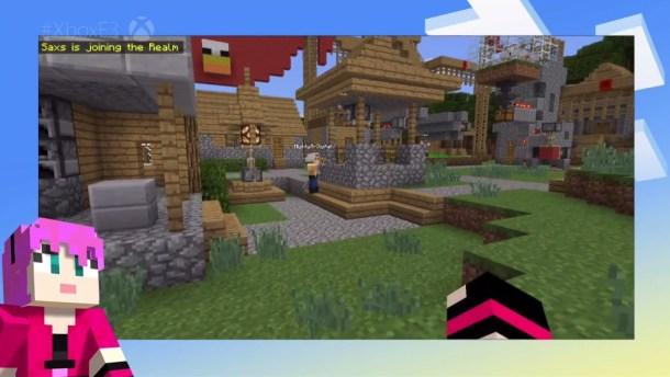 Minecraft Realms   oprainfall