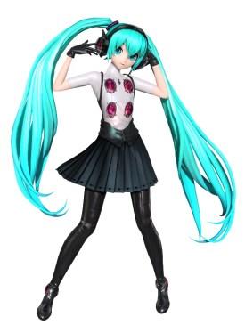 Hatsune Miku: Project DIVA Future Tone x P4D Hatsune Miku