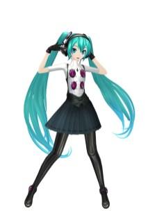Hatsune Miku: Project DIVA X x P4D Hatsune Miku