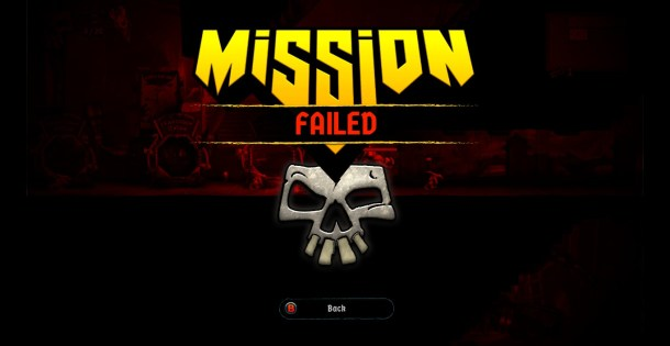 Rogue Stormers | Mission Fail