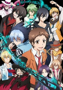 Servamp | Key Art