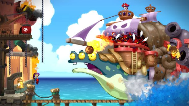 Shantae- Half-Genie Hero - 01