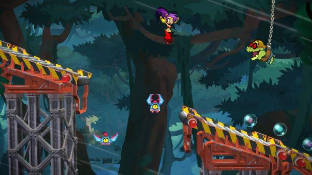 Shantae- Half-Genie Hero | oprainfall