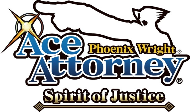 Ace Attorney | Logo