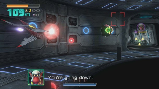 Star Fox Zero | Going Down