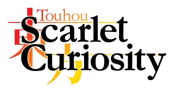 Touhou: Scarlet Curiosity | Logo