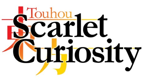 Touhou_ Scarlet Curiosity - Logo - Featured