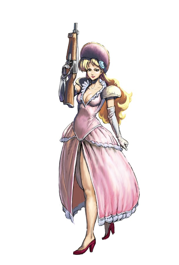 Wild Guns Reloaded | Annie