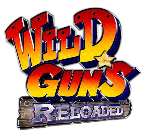 Wild Guns Reloaded | Logo